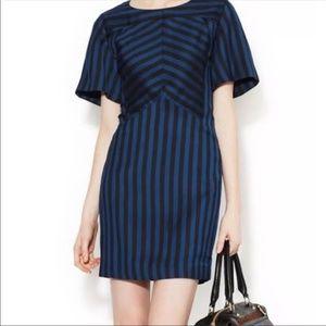 Rebecca Minkoff Europa Striped Dress